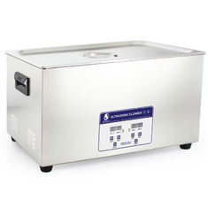 Bike chain 40KHz JP -080S Benchtop Ultrasonic Cleaner 22L 500W heated power