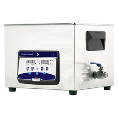 Medical Benchtop Ultrasonic Cleaner Removing Biological Fluids From Laboratory Glassware