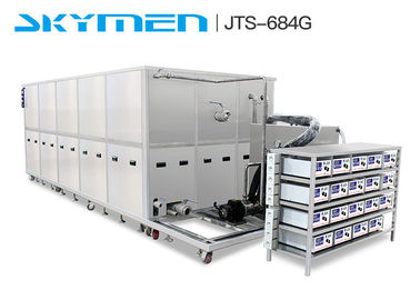 34.2 KW Industrial Ultrasonic Cleaning machine